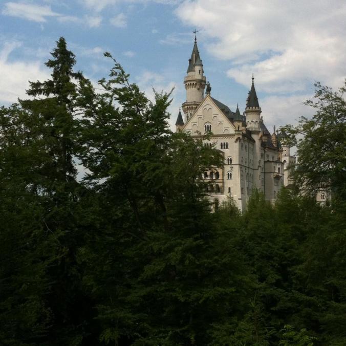 Castelo Neuschwanstein Foto: Arquivo Felipe