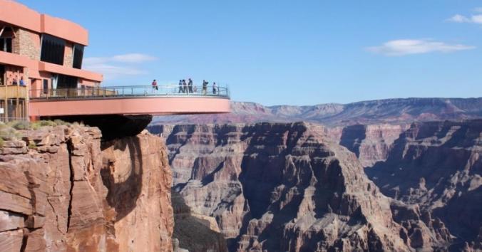Grand Canyon West Foto: reprodução