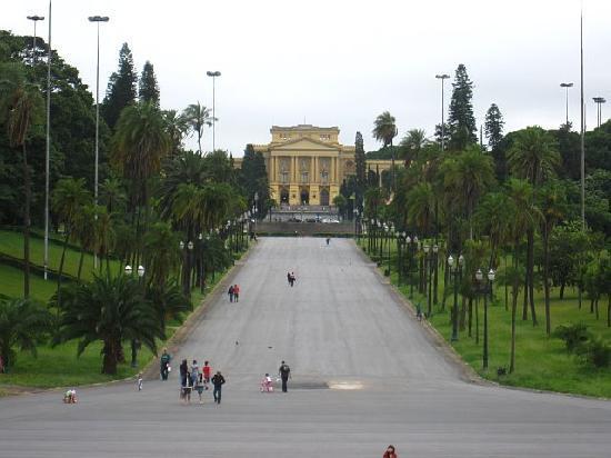 Museu do Ipiranga Foto: Reprodução