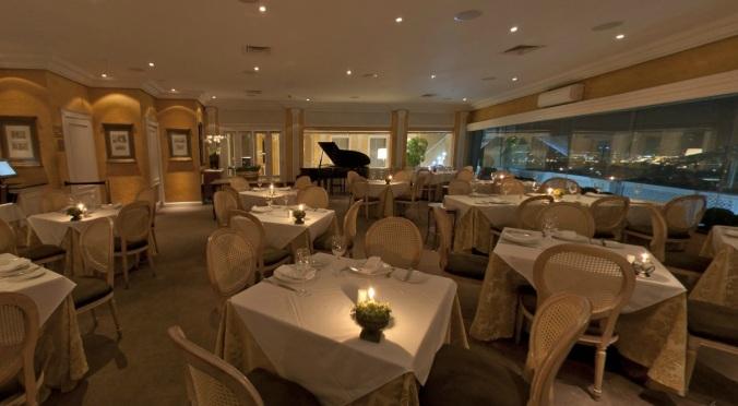 Restaurante Terraço Itália Foto: Reprodução