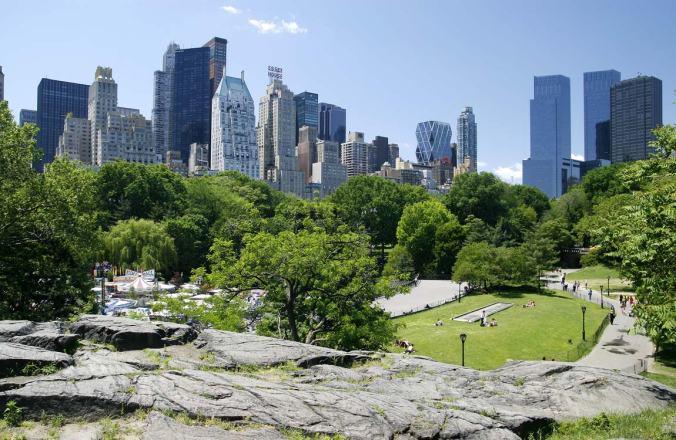 Central Park, Nova York Foto: reprodução