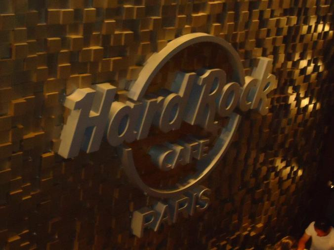 Hard Rock Cafe, Paris