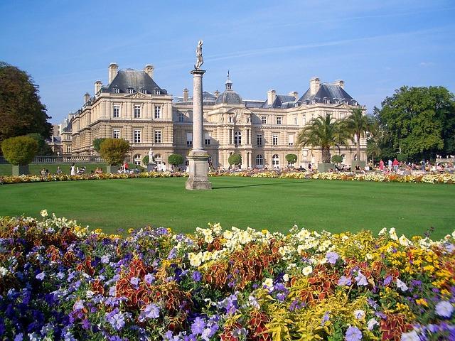 Jardin du Luxembourg, Paris, França Foto: Reprodução