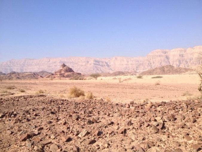 Park Timna, perto de Eilat Arquivo: Eden Mantel