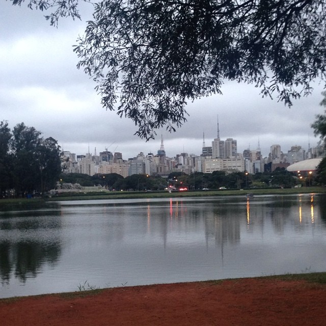Parque Ibirapuera, São Paulo, Brasil