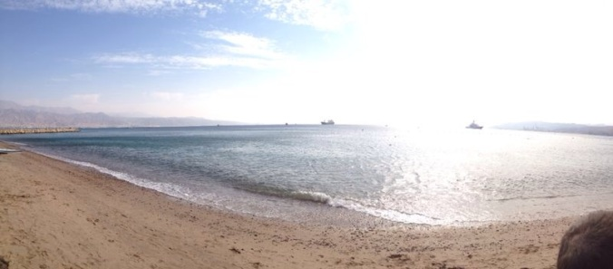 Praia de Eilat Arquivo: Eden  Mantel