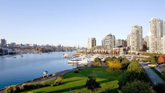 Stanley Park, Vancouver Foto: reprodução