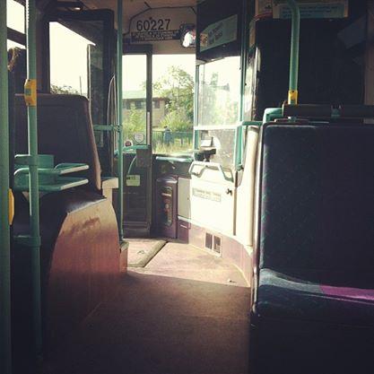 Ônibus de todos os dias haha