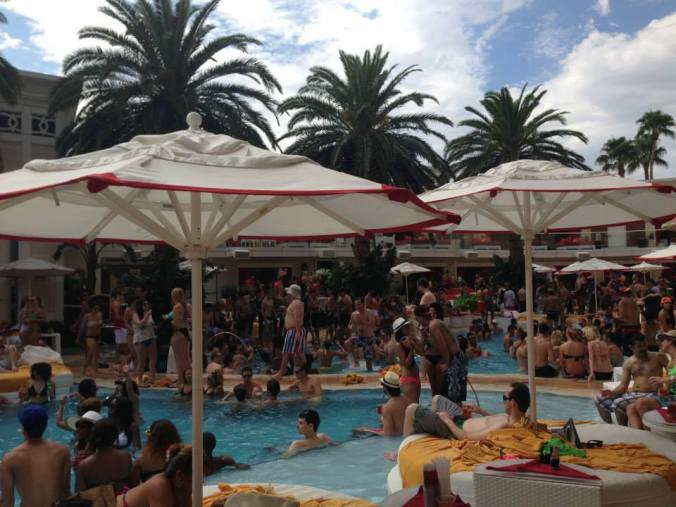 Encore Beach Club – Wynn Hotel