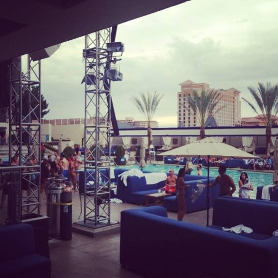 Wet Republic – MGM Grand Hotel