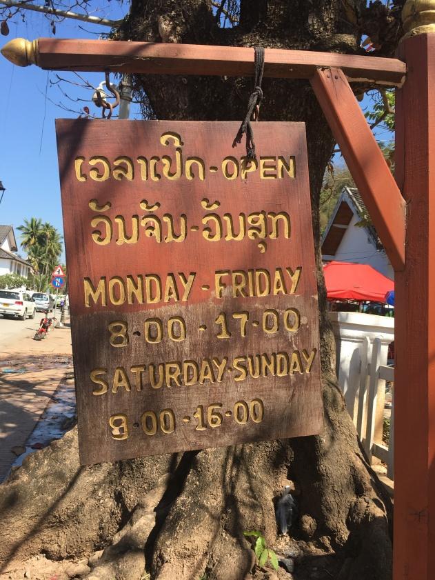 Library Luang Prabang