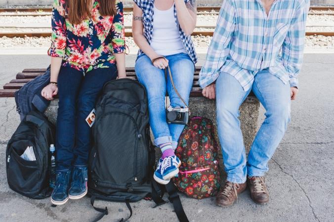 7 dicas para viajar só com a mala de mão
